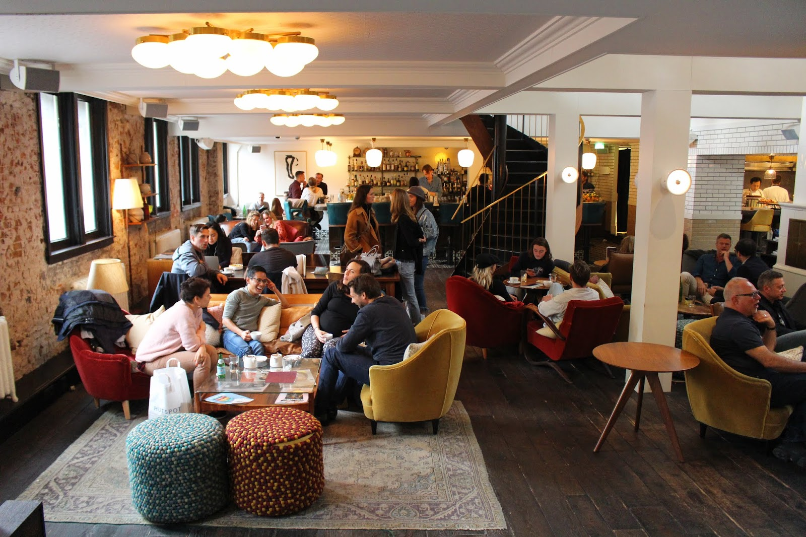 10 work + wifi + coffee spots in Amsterdam