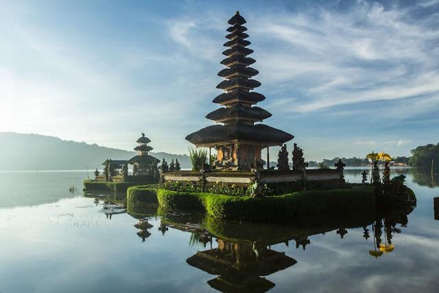 Pura Ulun Danu Bratan, Bedugul Bali