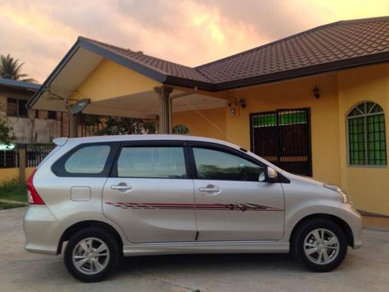 Sewa kereta Kota Kinabalu Car Rental