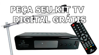kit tv digital gratis