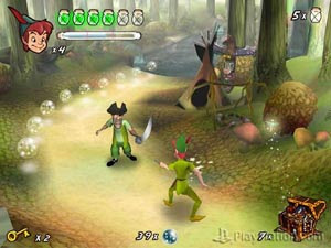 Download Game Disney Peter Pan - The Legend OF Never Land PS2 Full Version Iso For PC | Murnia Games