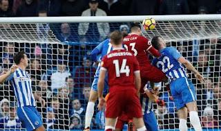 Brighton & Hove Albion vs Liverpool 1-5 Highlights