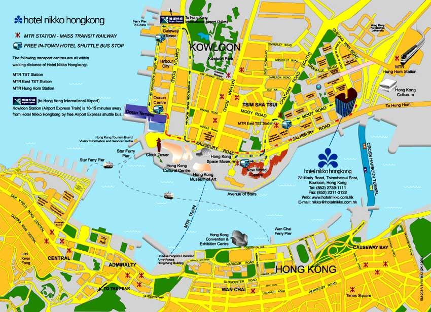 Hong Kong | Região Administrativa da China