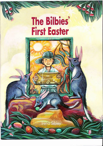 bilby book activities bilbies first easter