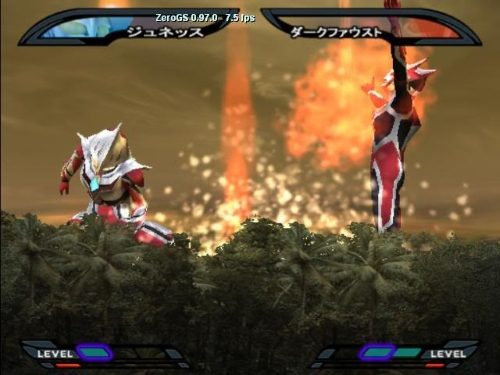 Ultraman Nexus PS2 GAME ISO Gameplay