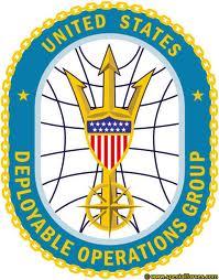 USCG DOG Patch