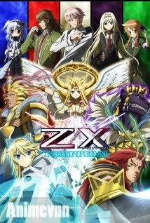 Zillions Of Enemy X Ignition - Z/x: Ignition 2013 Poster