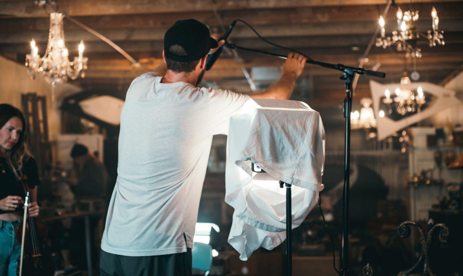 Tips merekam suara saat syuting film