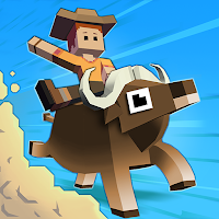 Download Rodeo Stampede Sky Zoo Safari Mod Apk v1.9.1 terbaru