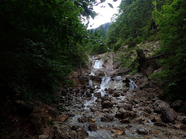 Wodospad (Dolina Białego)