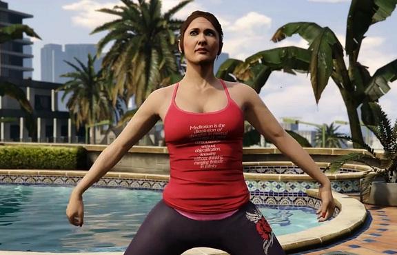Gta 5 Amanda Real Life GTA V : INI CAR...