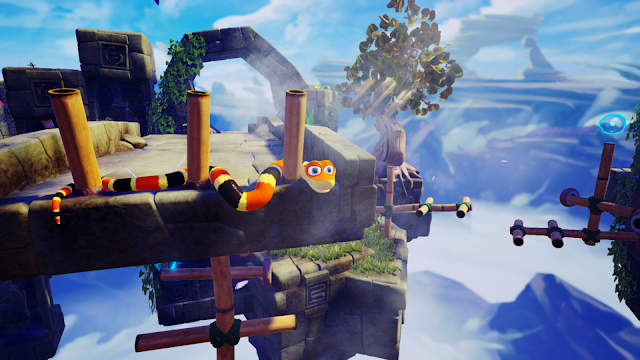 Snake Pass Full Version Free Download Gameplay