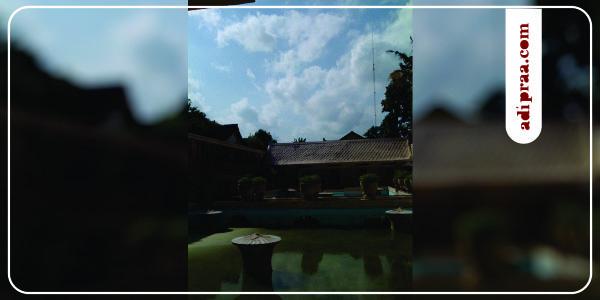 Kolam Air Taman Sari | adipraa.com