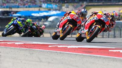 MotoGP Αμερικής 2017: Ο Marquez Νικητής