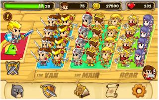 Download Game Pocket Army V1.5 Hack MOD Apk Terbaru ( Unlimited Money )