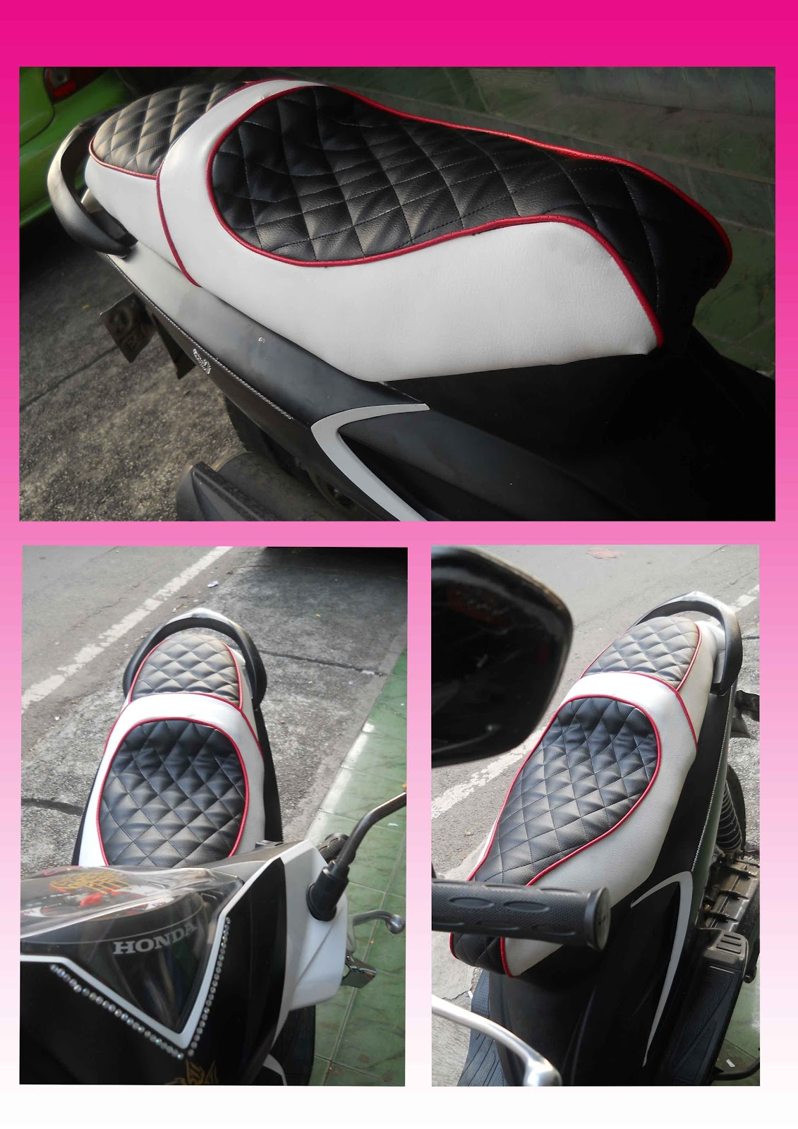 Jual Jok Honda Beat All New Beat Street Custom Transformers
