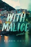 With Malice by Eileen Cook book cover and review
