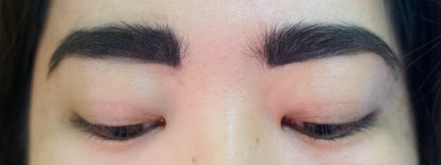 Fill in Brows