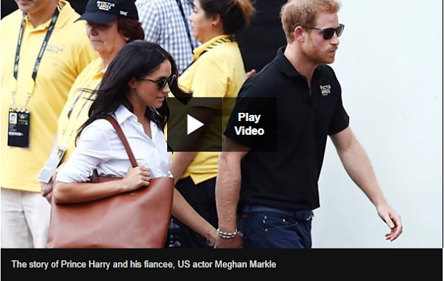 Prince Harry to marry girlfriend Meghan Markle next year