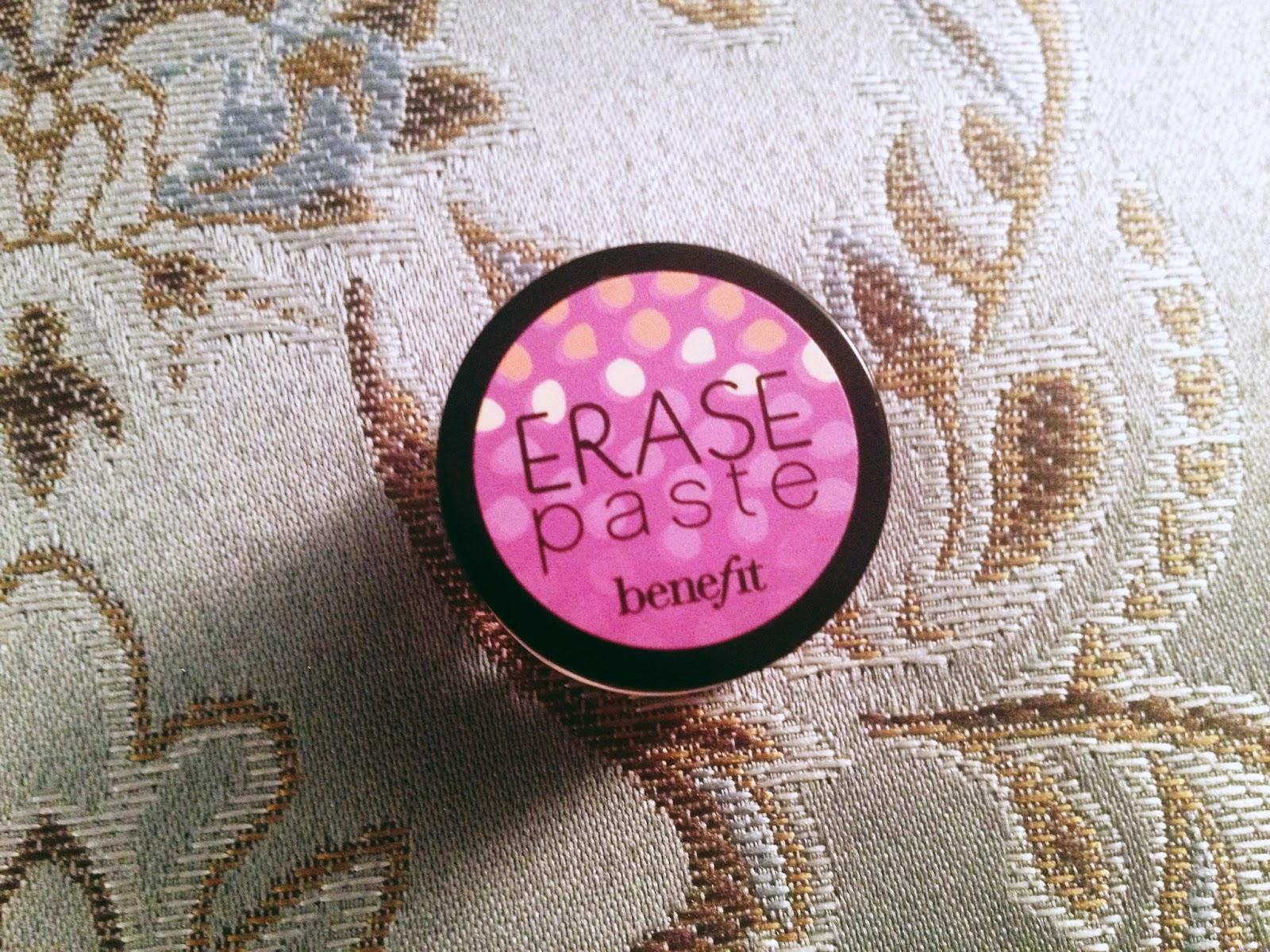 Image erase paste sample tube. Jpg | benefit cosmetics wiki.