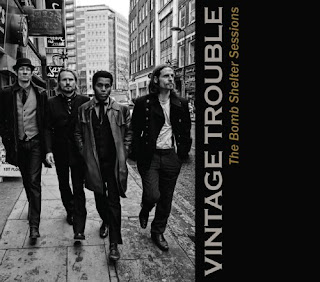 Vintage Trouble – The bomb Shelter session