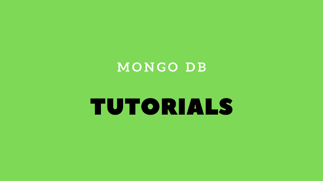 List of Best Free MongoDB Tutorials PDF & eBooks To Learn