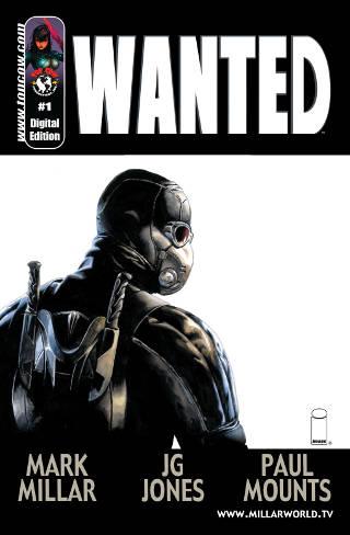 Wanted Comic #1 PDF