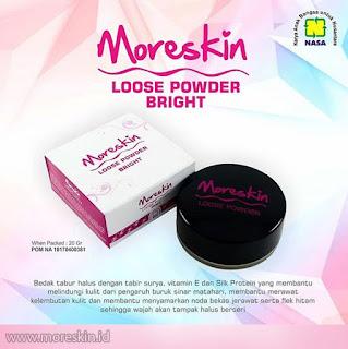 Moreskin Loose Powder