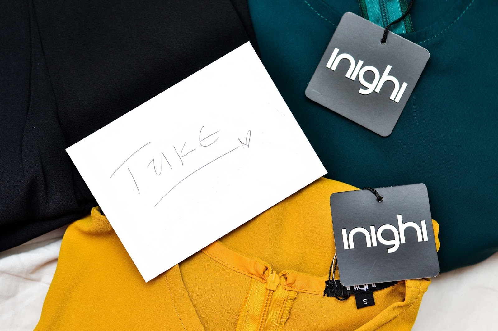 Clothes from Inighi