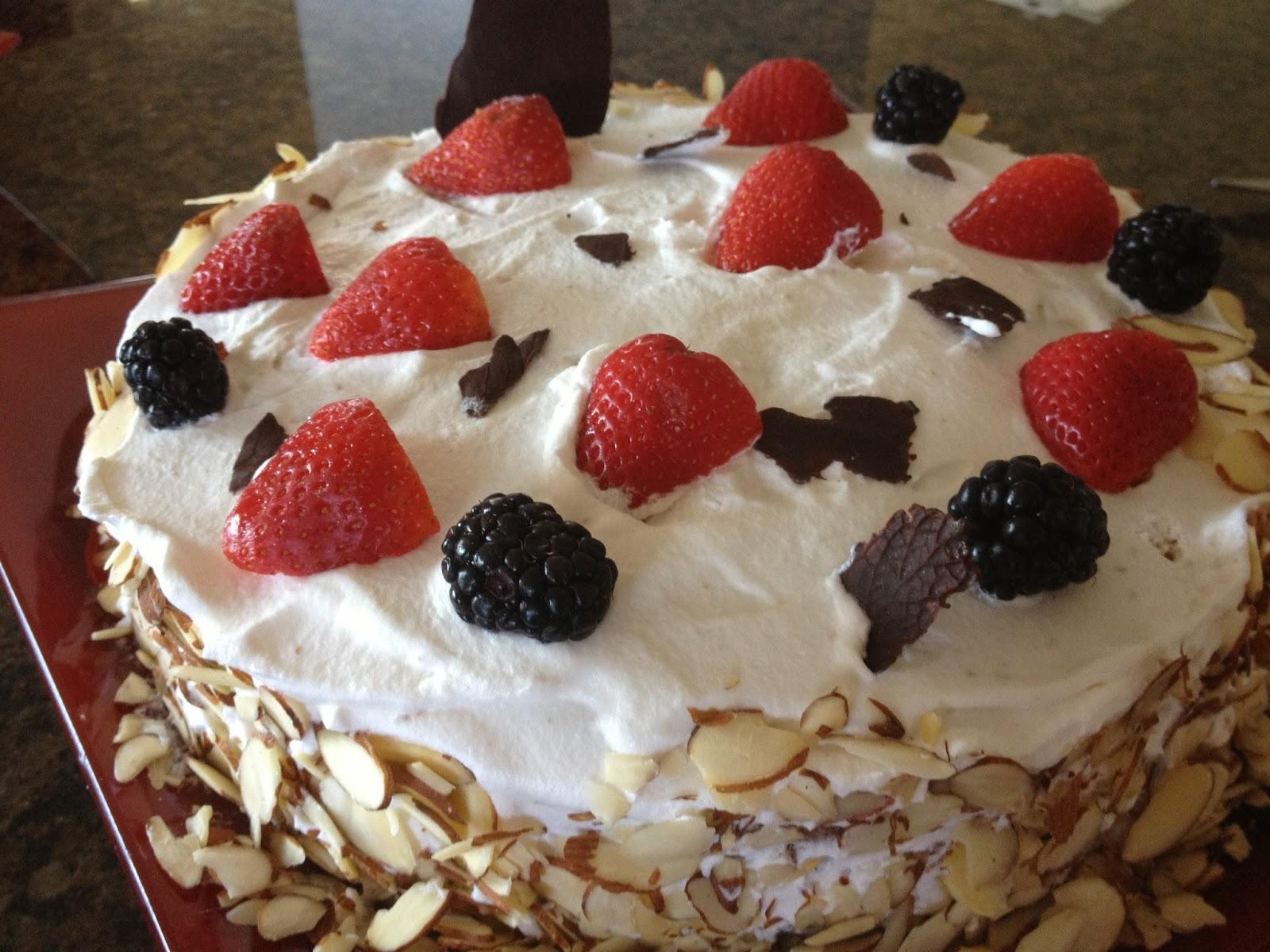 Swiss Madrisa Cake Recipe
