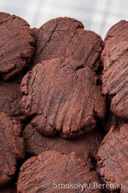 Ciasteczka czekoladowe z dynią