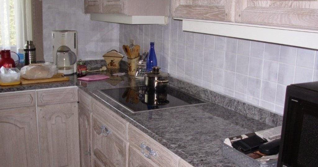 Wij renoveren ook uw eiken keuken ! Meubelrenovatie
