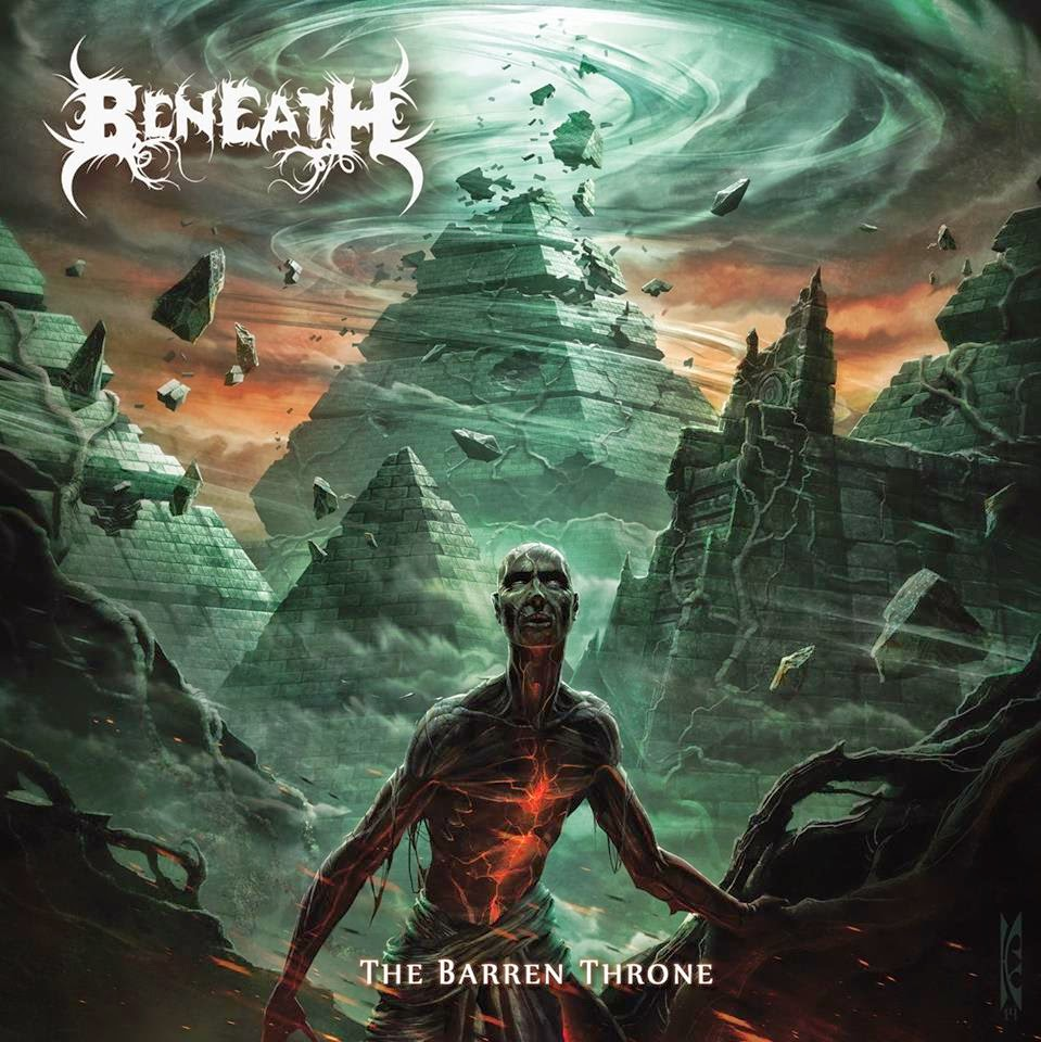 Beneath - The Barren Throne (2014)