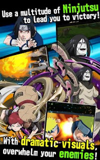 Download Ultimate Ninja Blazing APK Terbaru 2016 Gratis