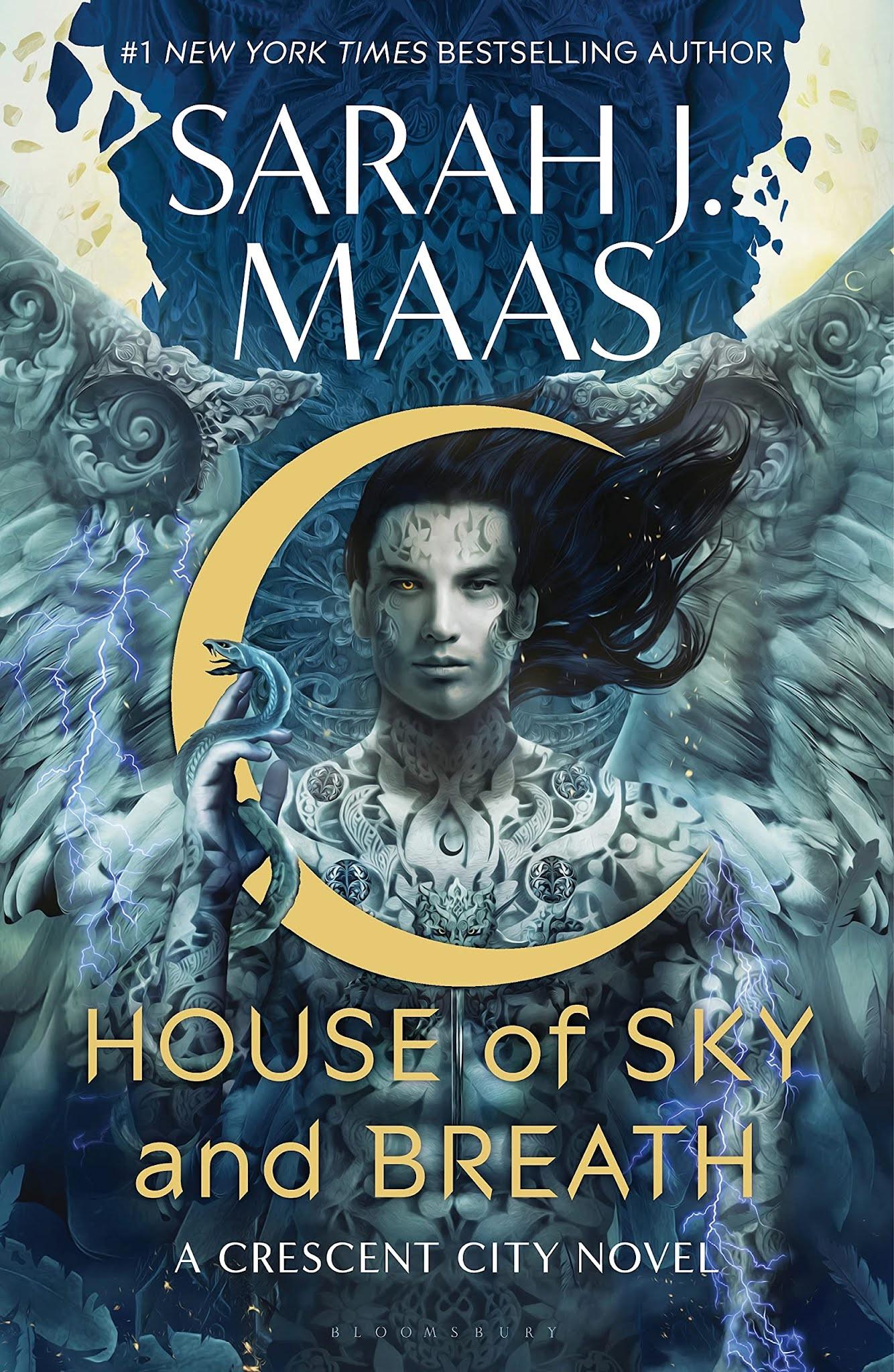 House of Sky and Breath by Sarah J. Maas