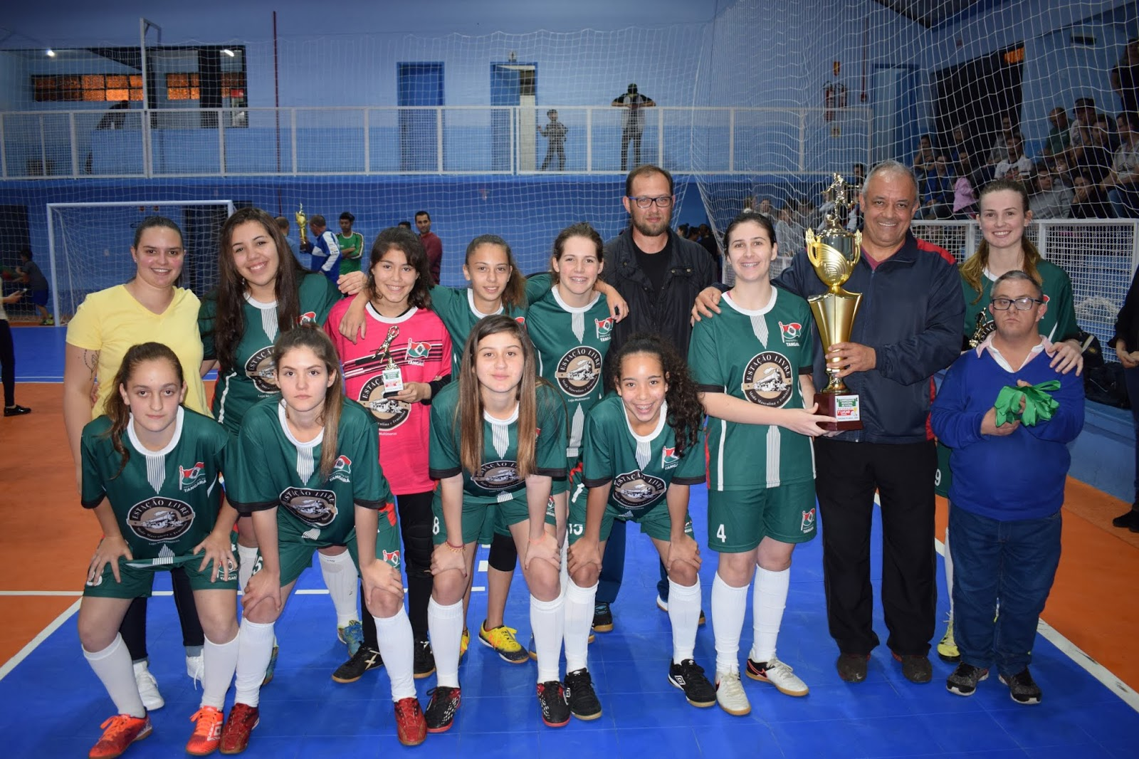 64b77f5574a6a Agência Comunidade   Jornal Vitória  TANGARÁ  Finais do Campeonato ...