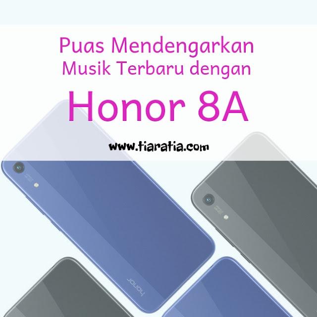 ponsel pintar honor 8a