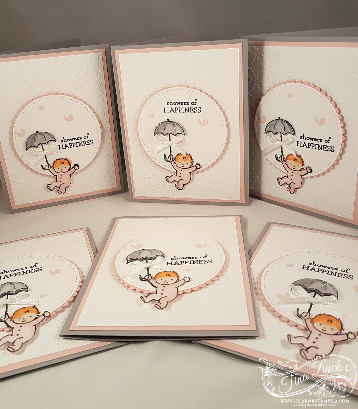 The serene stamper moon baby shower invitations video tutorial i mailed out the baby invitations too and i had such a fun time making them i did up a video for you filmwisefo