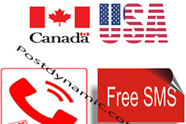 Latest trick Canada USA Unlimited free Calls Texts - Postdynamic