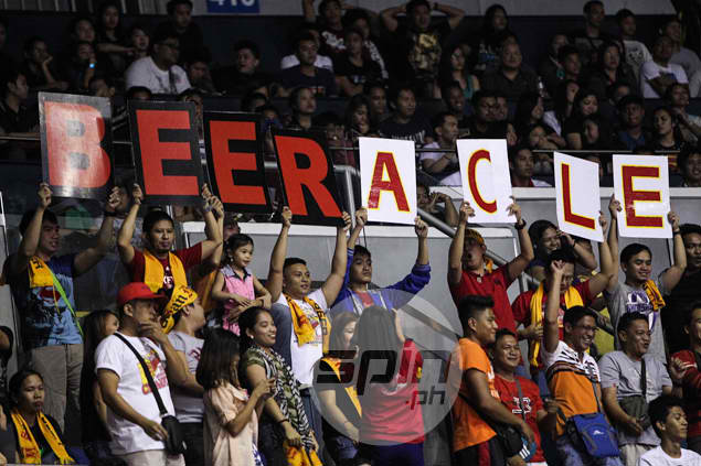 List of San Miguel Beermen Beeracles (Recent Greatest Comebacks History)