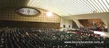 Concierto en el Aula Pablo XVI con Gustavo Dudamel