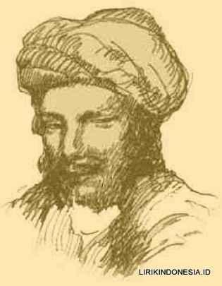 Lirik Ilahilastulil Firdaus dari Abu Nawas