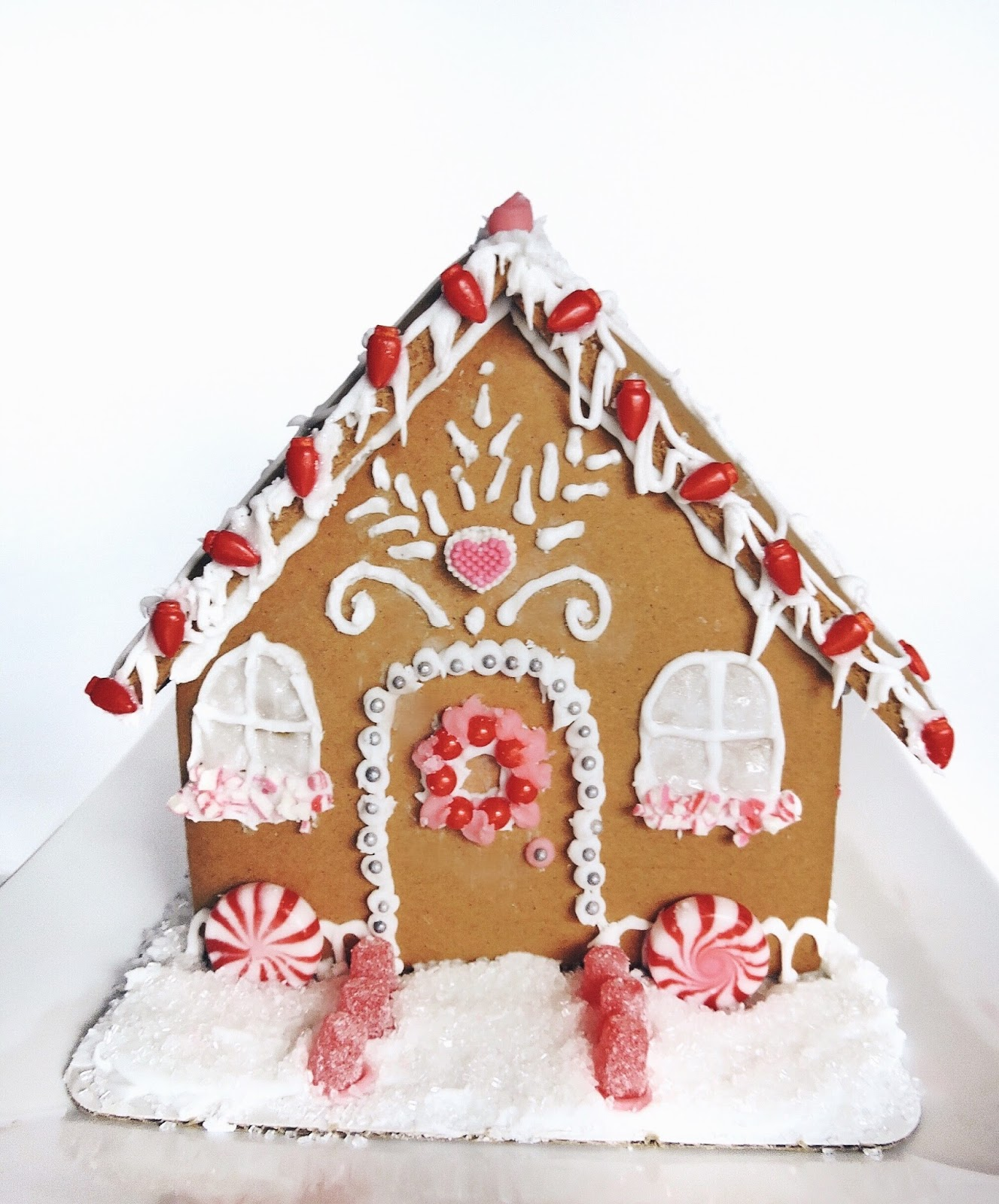baking sugarly michaels wilton gingerbread house kit Christmas decor sweets Scandinavian Swedish Norwegian