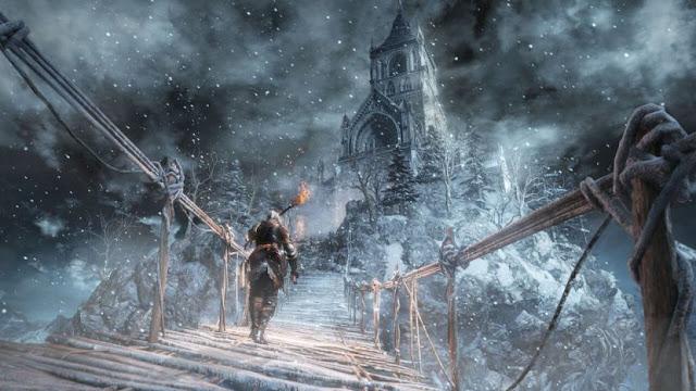 Mira el primer gameplay de la expansión de Dark Souls III, Ashes of Ariandel