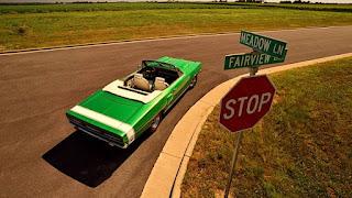 1969 Dodge Hemi Coronet RT Convertible Top
