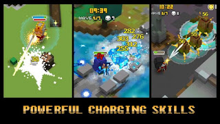 Cube Knight: Battle of Camelot Apk v1.00 (Mod Money) Terbaru