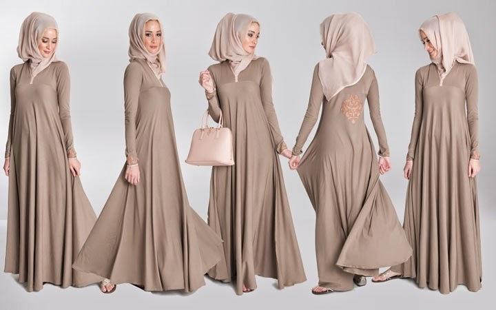 Abaya And Hijab Designs For Ramadan Eid
