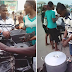 Meet 16-year-old Ndyson, from Onitsha who built a stove that uses battery