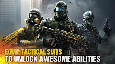 Tampilan Game Modern Combat 5 eSports FPS