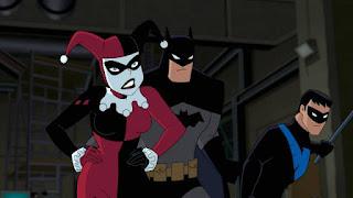 batman and harley quinn: primer trailer oficial